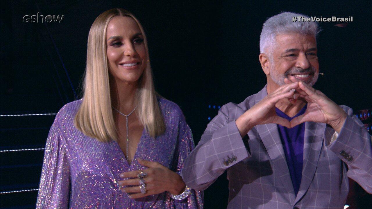 'The Voice Live': veja o programa web do dia 01/10