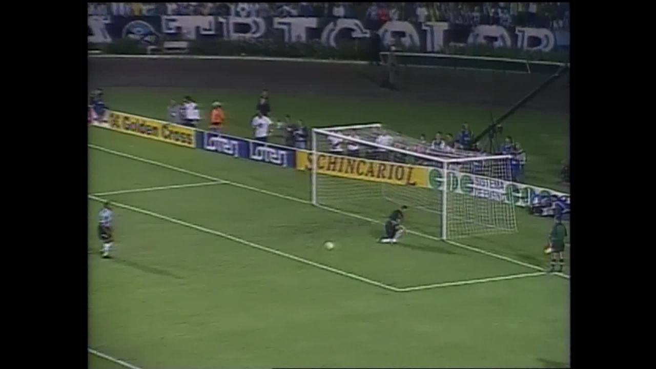 Grêmio x Flamengo - Copa Mercosul 2001