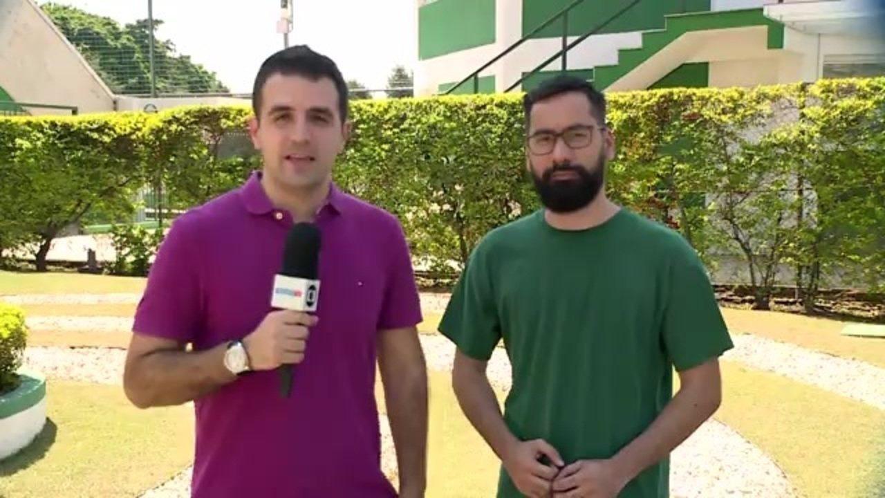 Boletim do Palmeiras: Fabricio Crepaldi e Tossiro Neto comentam o treino desta quarta