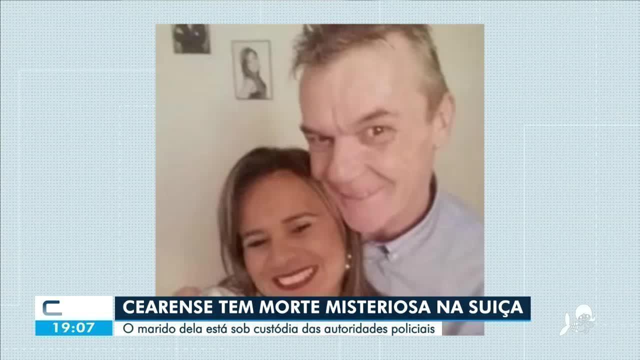 Cearense tem morte misteriosa na Suiça