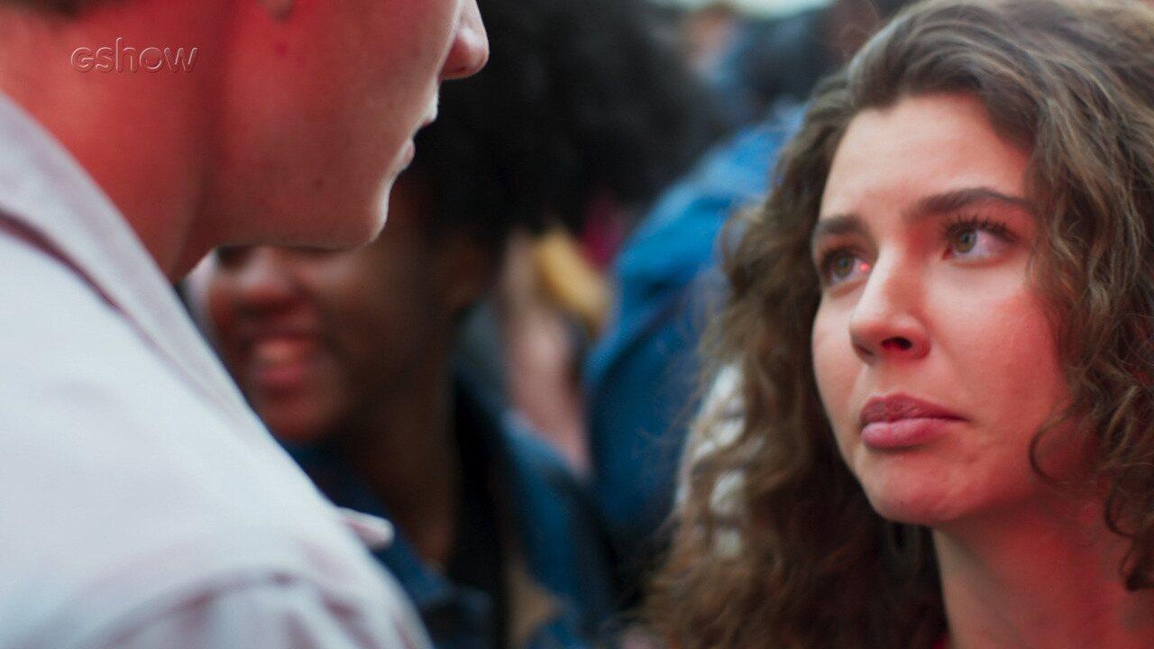 4/10 - Teaser 'Malhação - Toda Forma de Amar': Rita encontra pai de Nina
