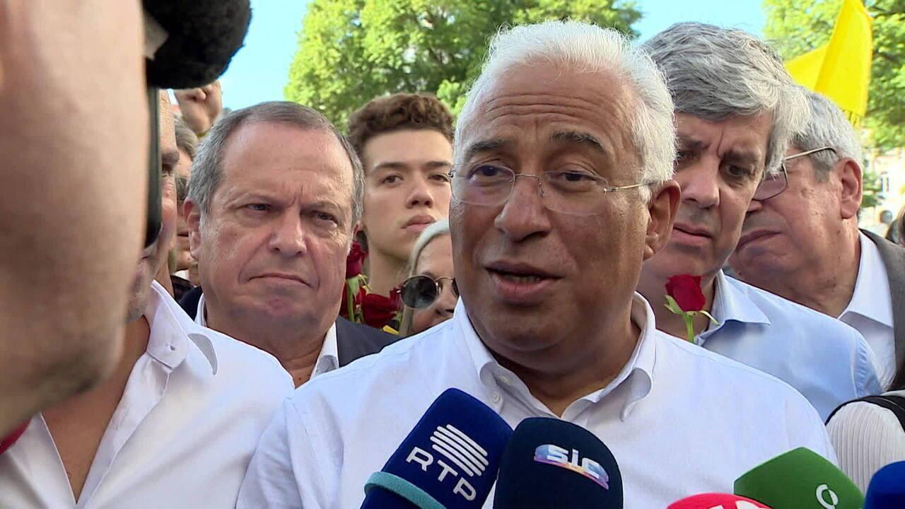 Atual primeiro-ministro é favorito para eleições em Portugal