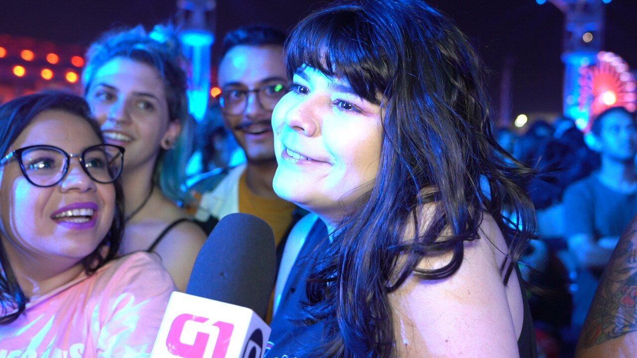 """Público da """"grade"""" conta o que quer ver no próximo Rock In Rio"""