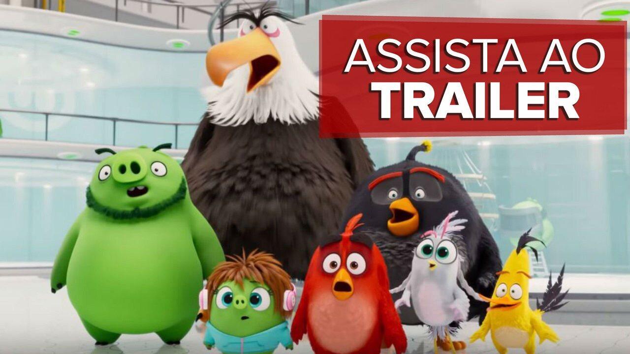 Trailer de 'Angry Birds 2'