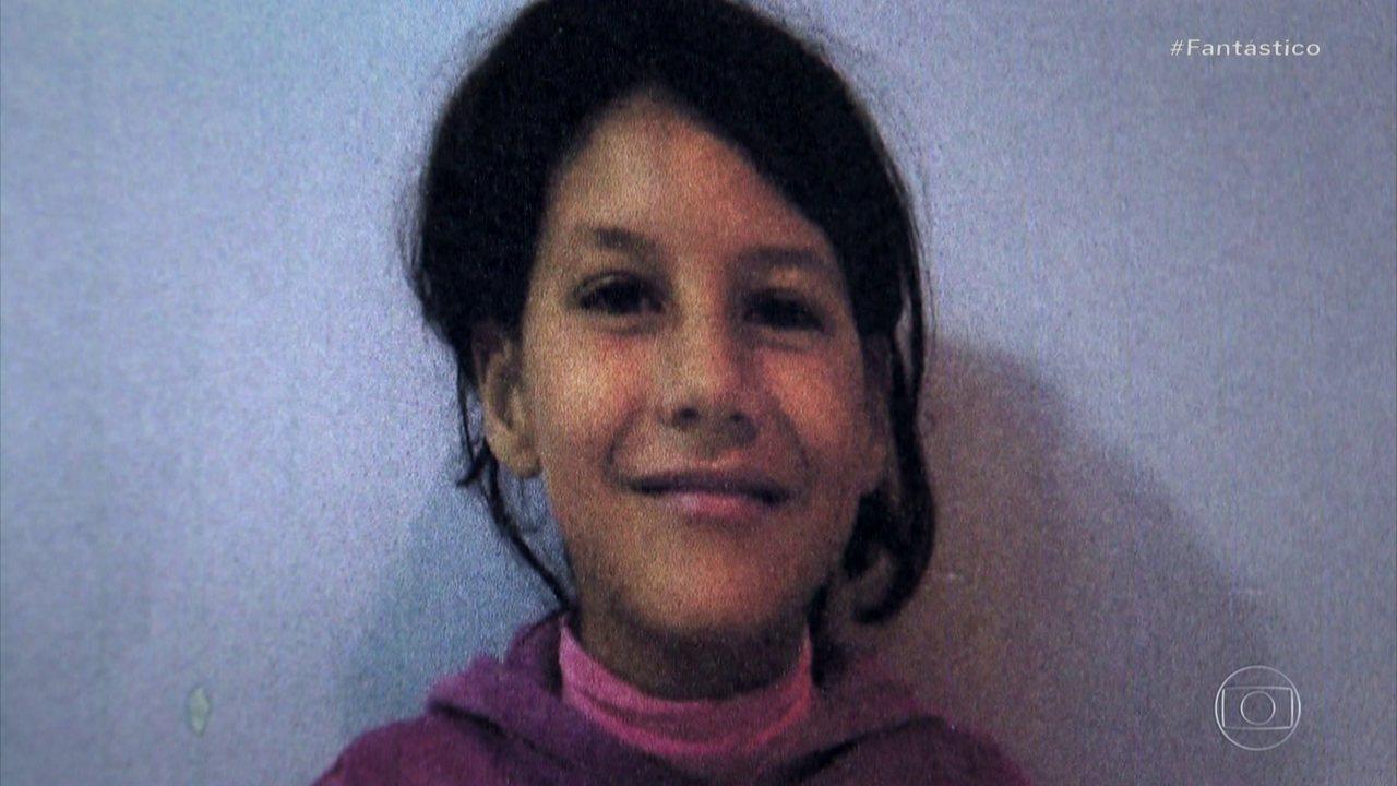 Adolescente que confessou ter matado Raíssa apresentou três versões sobre o crime