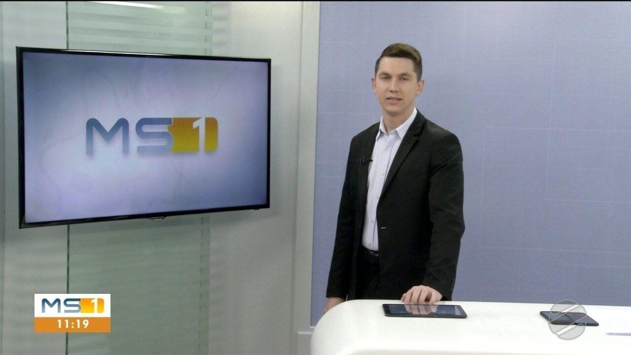 MSTV 1° Edição Corumbá, segunda-feira, 07/10/2019 - MSTV 1° Edição Corumbá, segunda-feira, 07/10/2019