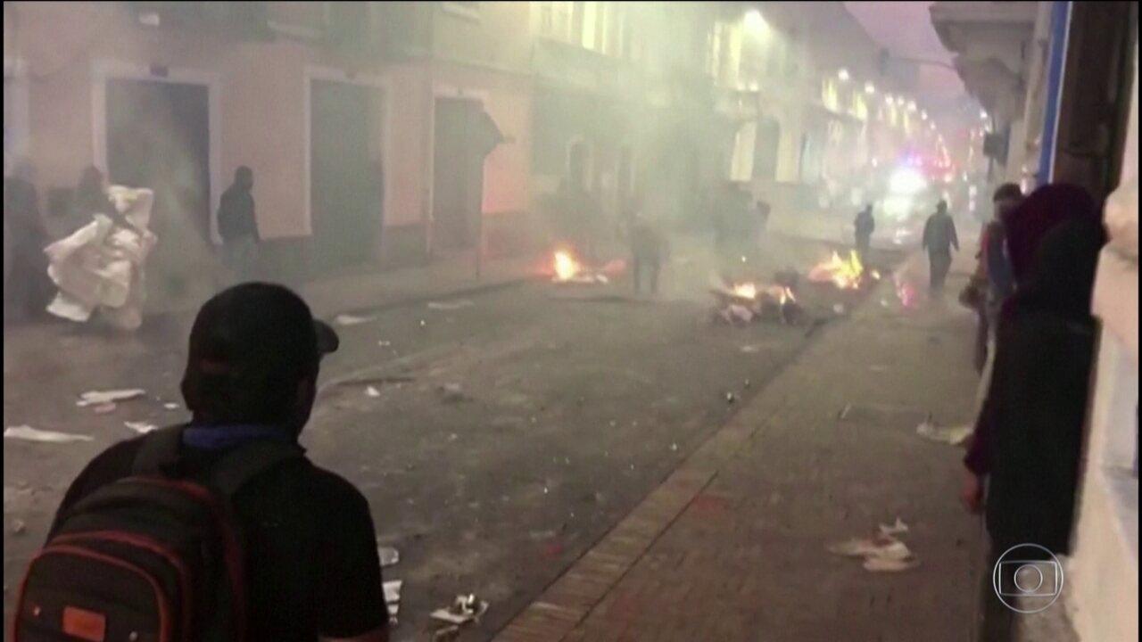 Presidente do Equador muda capital do país para Guayaquil