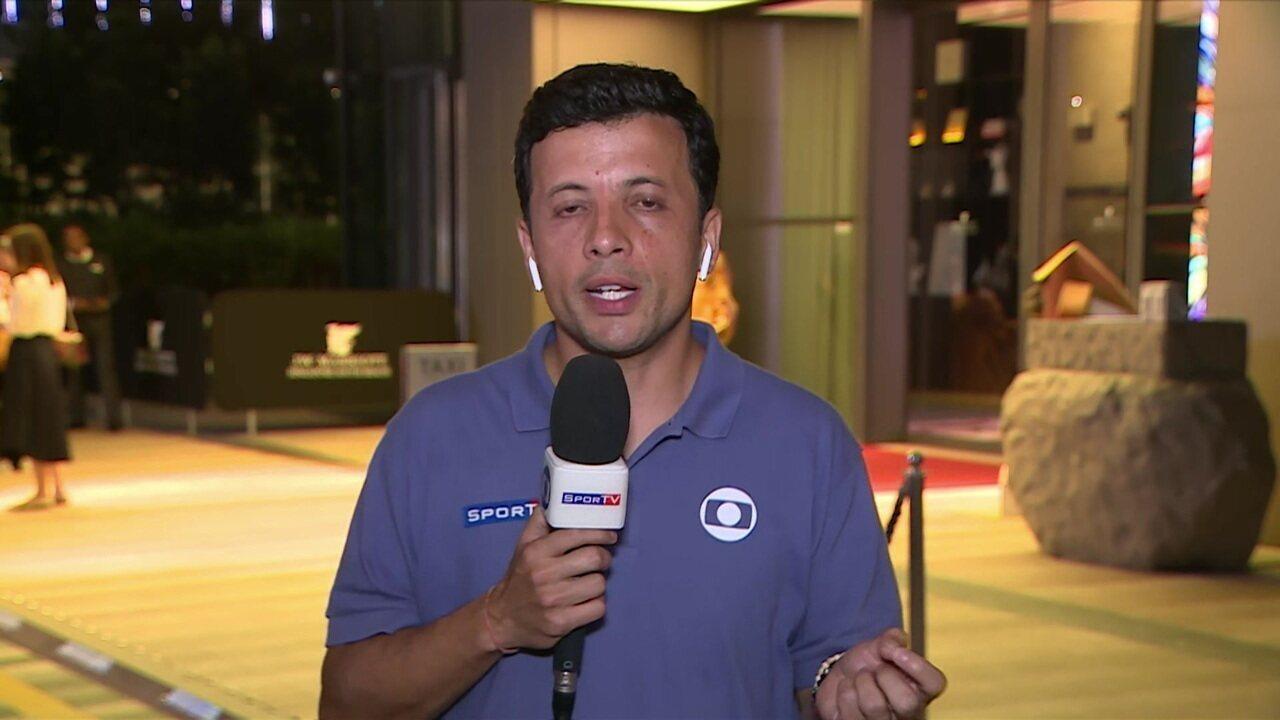 César Sampaio pode ser convidado para integrar permanentemente a comissão técnica de Tite