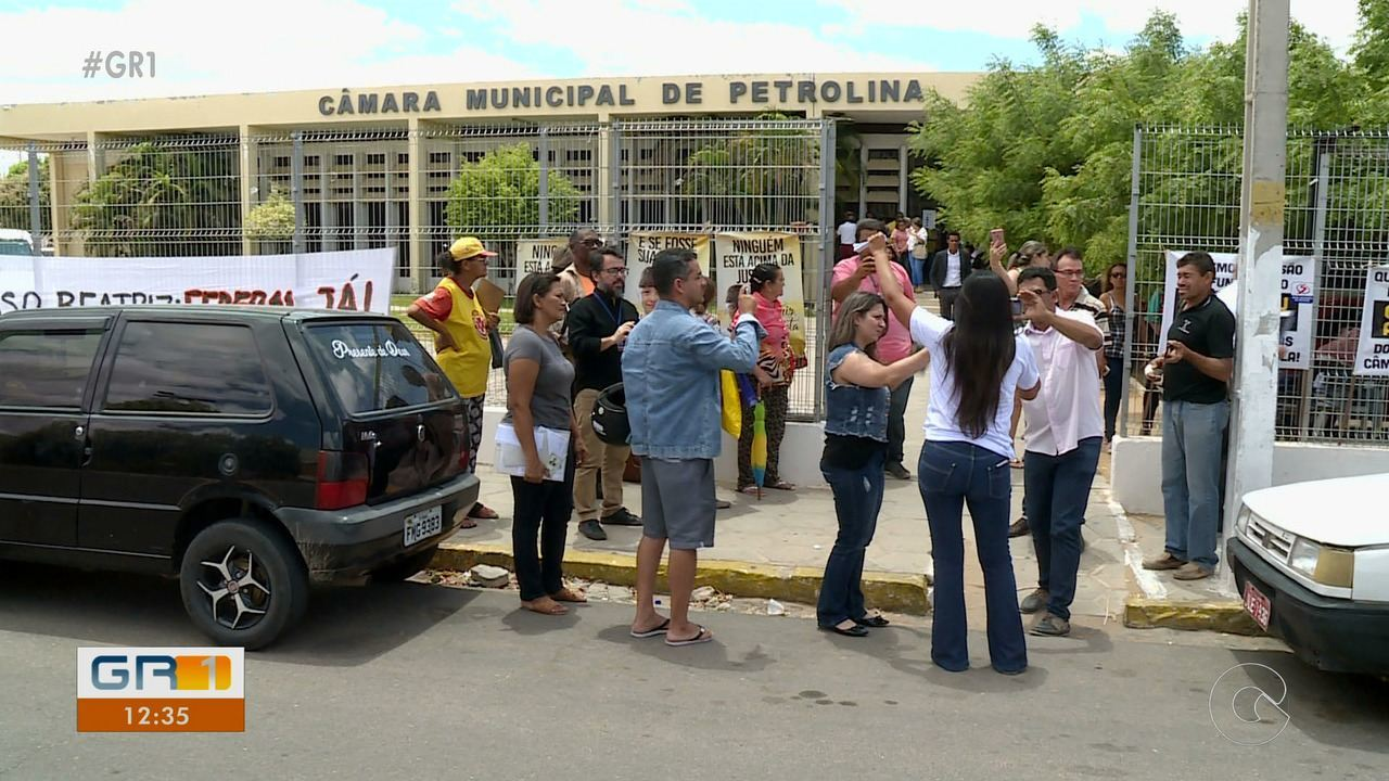 Caso Beatriz: advogado de Alisson Henrique fala Câmara de Vereadores de Petrolina