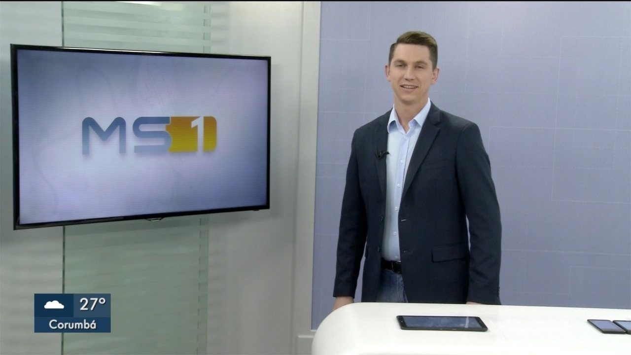 MSTV 1° Edição Corumbá, terça-feira, 08/10/2019 - MSTV 1° Edição Corumbá, terça-feira, 08/10/2019