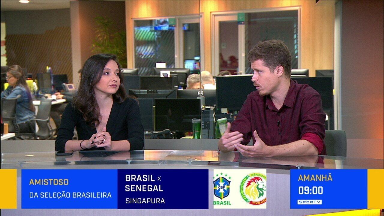 Comentaristas debatem fala de Neymar sobre ter privilégios na Seleção Brasileira