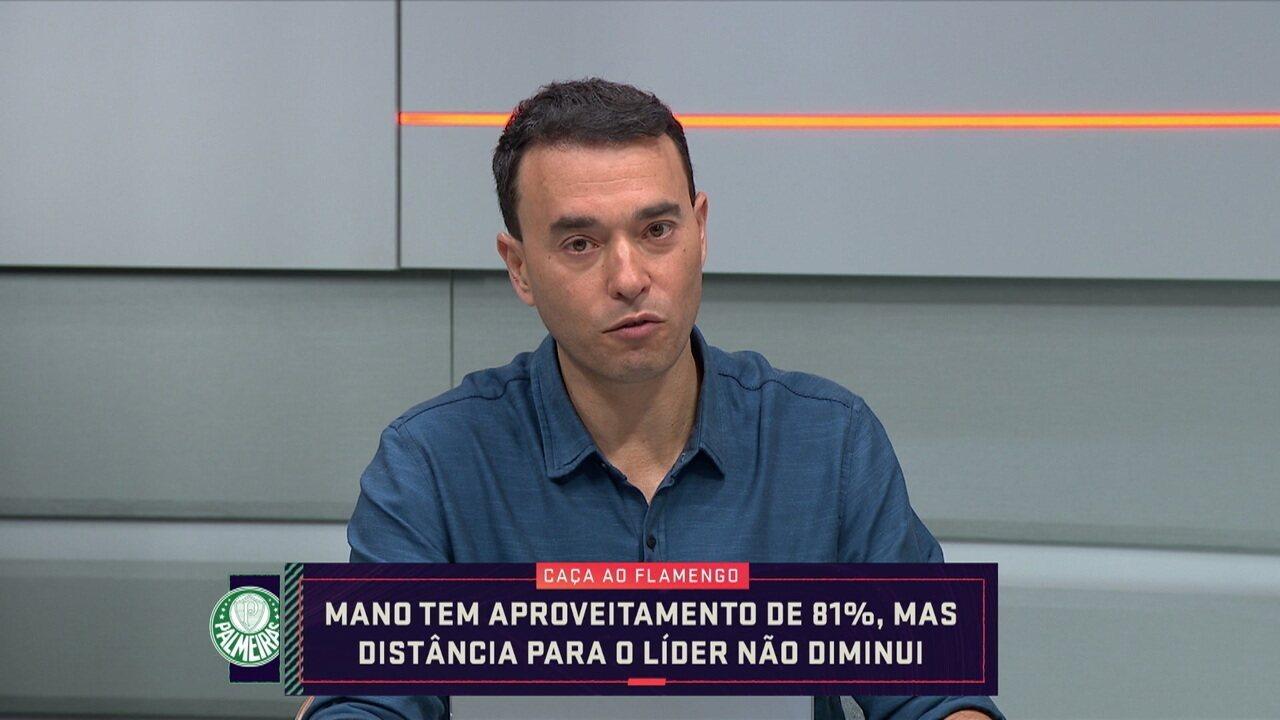 """André Rizek fala sobre o futuro do Felipão e diz: """"Felipão não quis conversa com clubes brasileiros"""""""