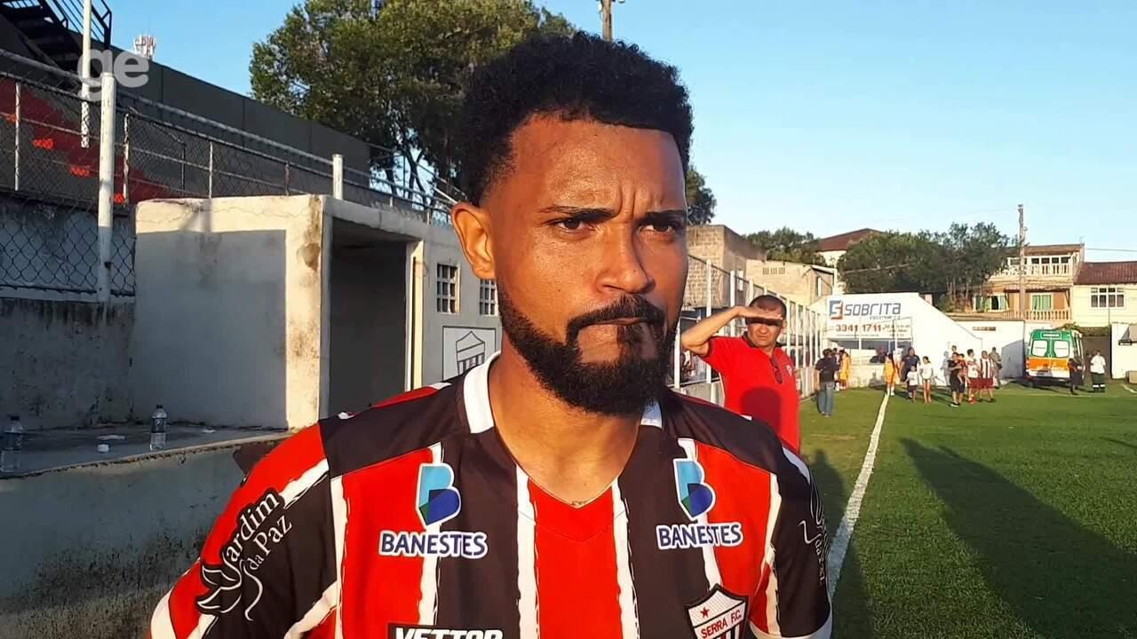 """Marco Antônio acredita que o Serra """"entra forte"""" nas quartas de final contra o Pinheiros"""