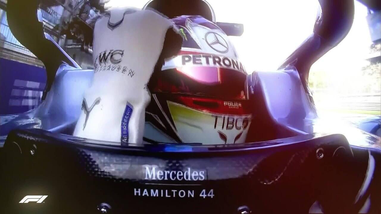 Chamada do GP do Japão de Fórmula 1