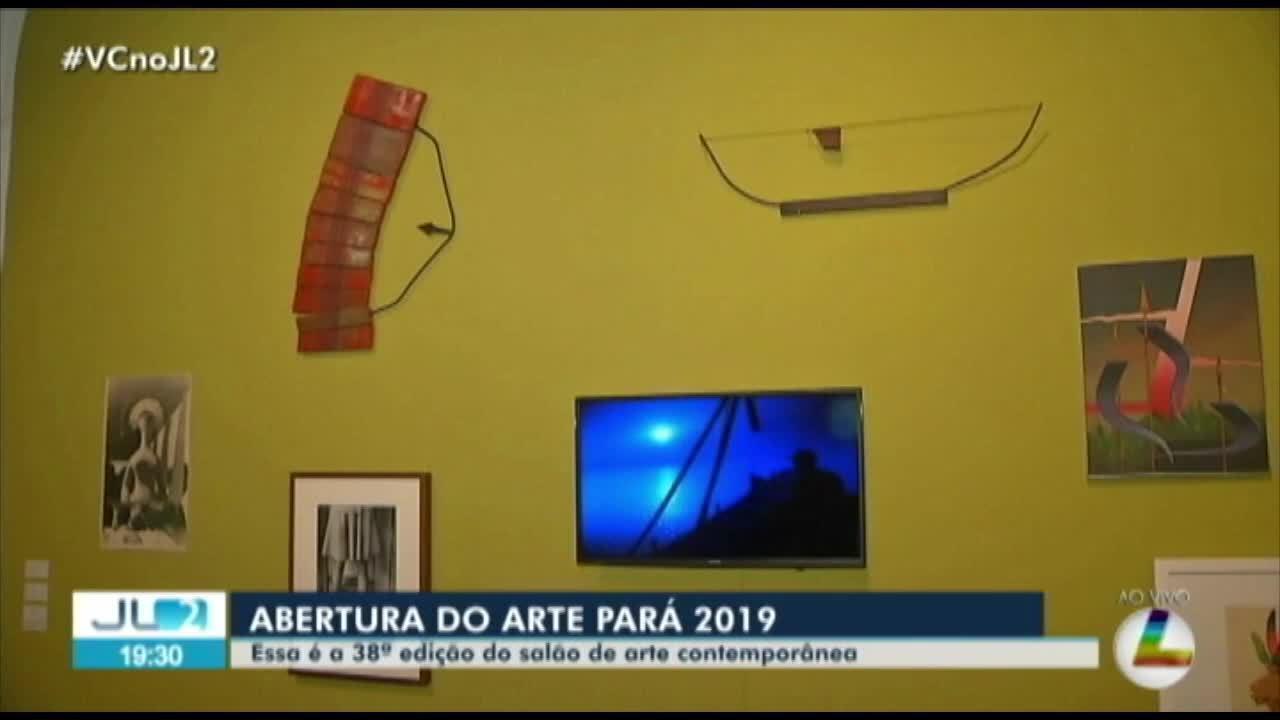 Abertura do Arte Pará é realizada nesta quinta, 10, em Belém