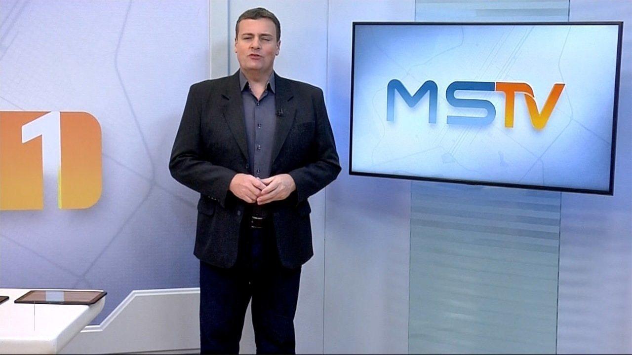 MSTV 1ª Edição Dourados - edição de quinta-feira, 10/10/2019 - MSTV 1ª Edição Dourados - edição de quinta-feira, 10/10/2019