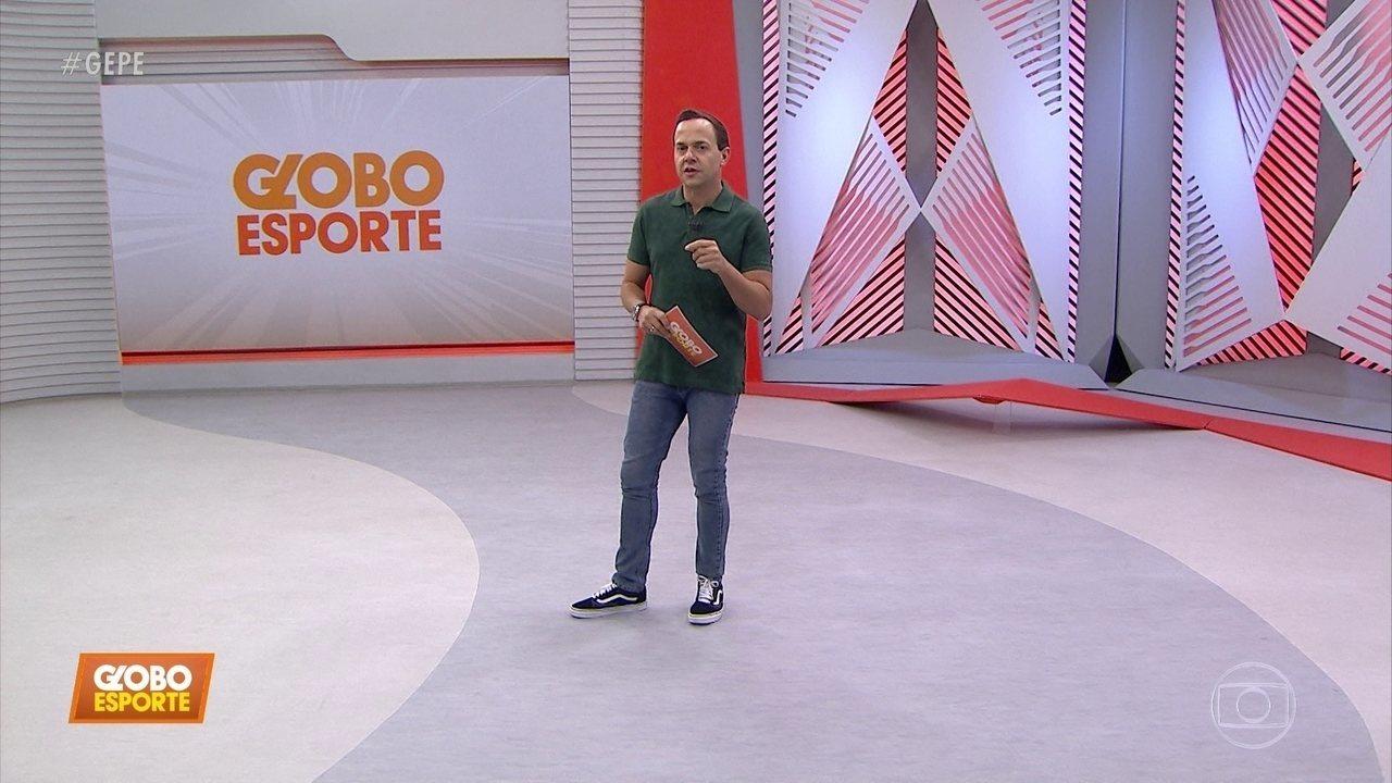 Globo Esporte/PE (11/10/2019) - Globo Esporte/PE (11/10/2019)