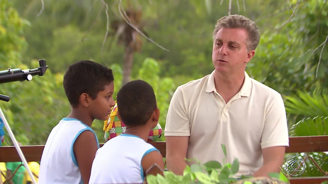 'Árvore dos Desejos' realiza sonhos em escola pública de Madre de Deus(BA)