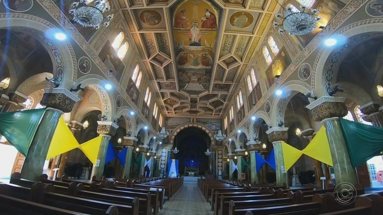 Conheça A História Da Basílica Menor De Nossa Senhora Da