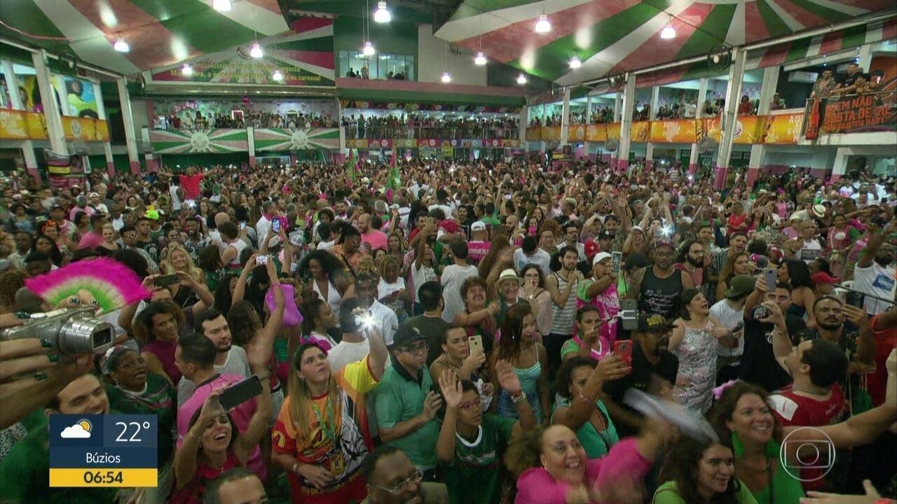 Mangueira escolhe samba-enredo para 2020