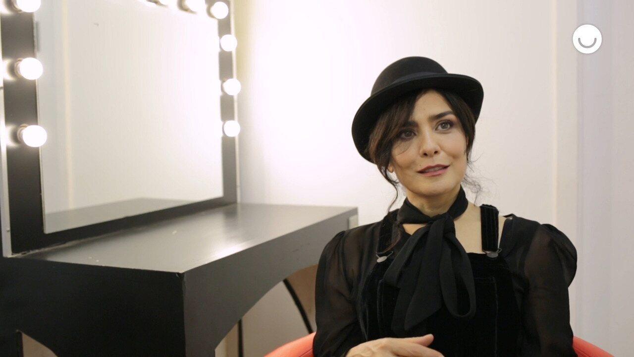 Leticia Sabatella relembra infância musical e fala do 'PopStar': 'Oportunidade desafiadora e rica'