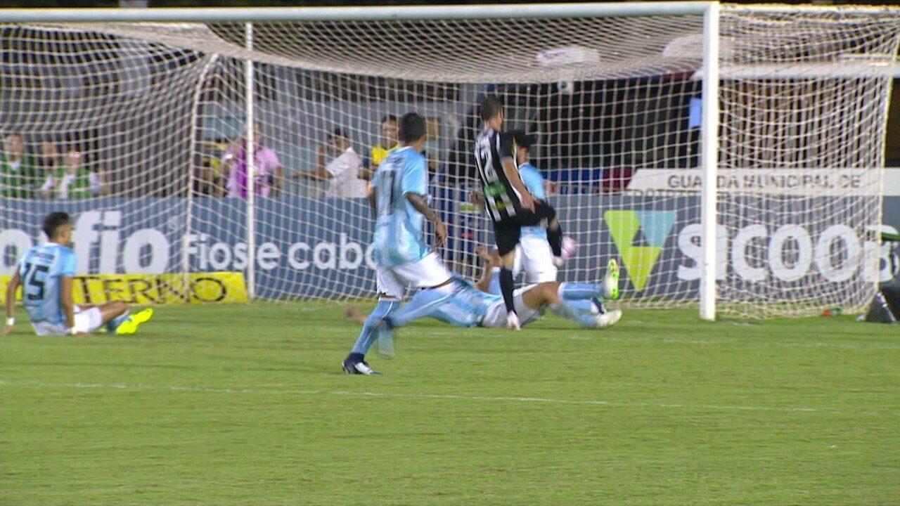 Melhores momentos: Londrina 0 x 0 Figueirense pela 29ª rodada da Série B do Brasileiro