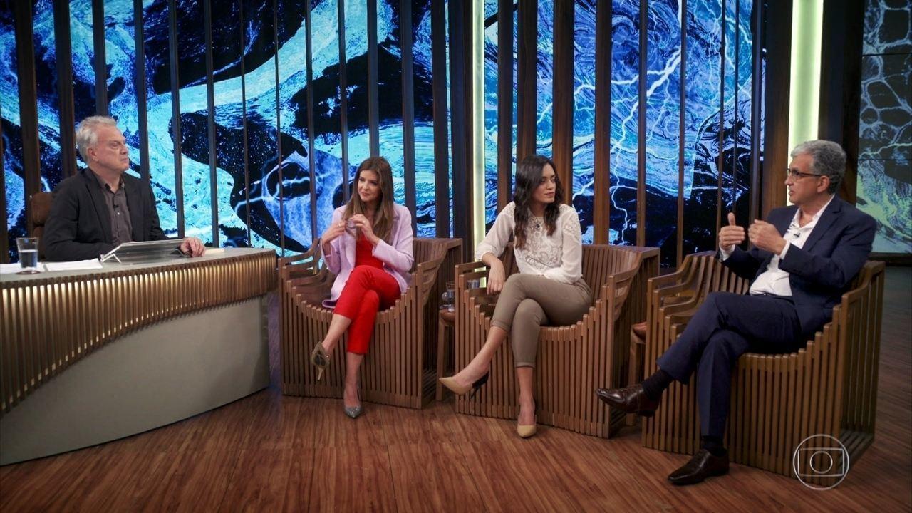 Mariana Santos revela técnicas para lidar com as crises de pânico