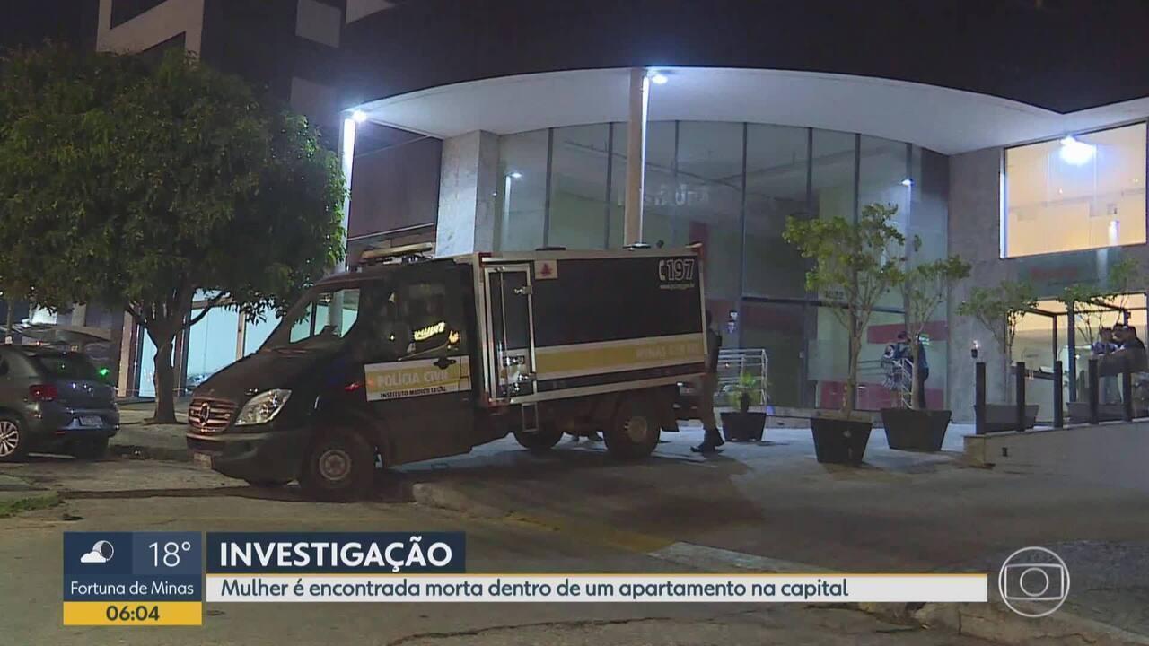 Jovem é encontrada morta dentro de banheiro de flat, na Região Oeste de Belo Horizonte