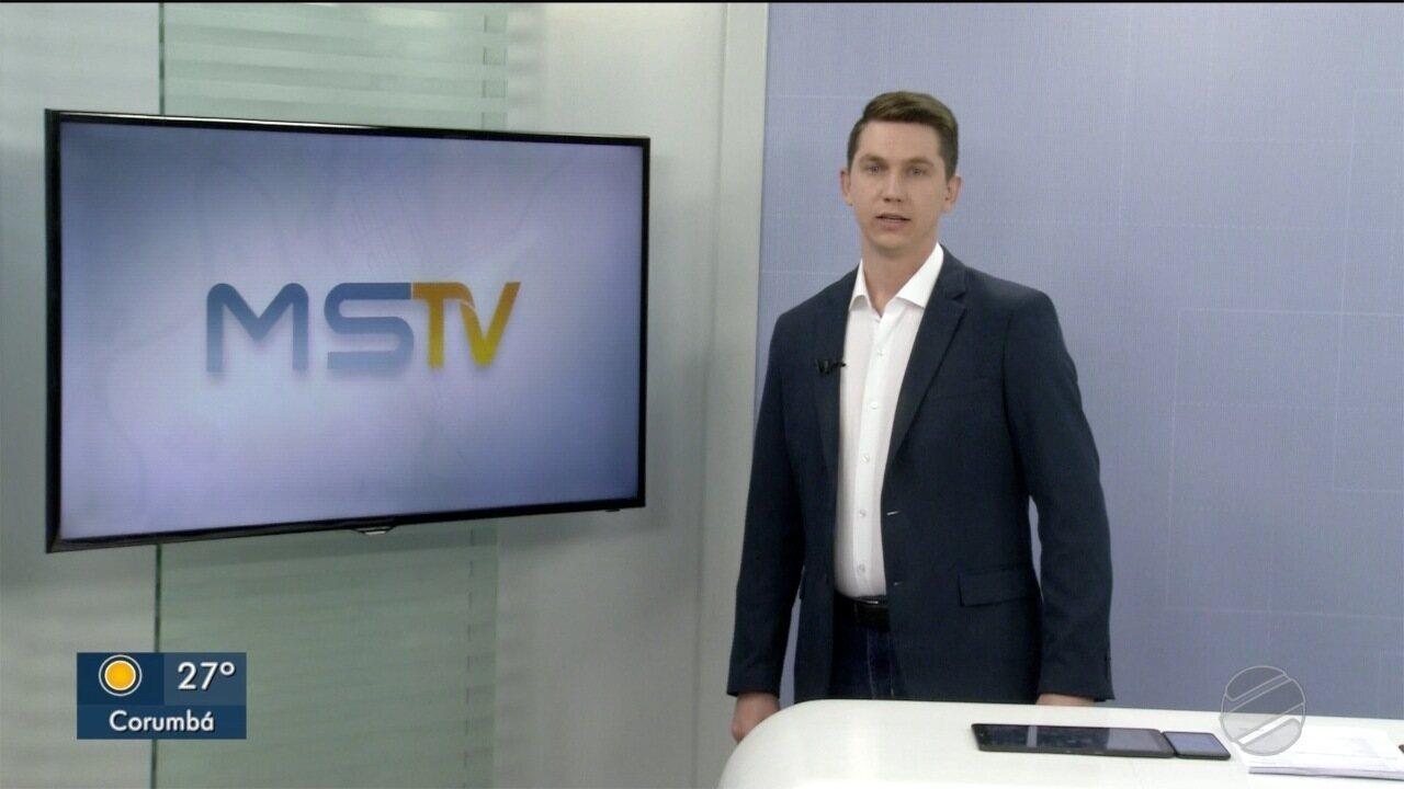 MSTV 1° Edição Corumbá, quarta-feira, 16/10/2019 - MSTV 1° Edição Corumbá, quarta-feira, 16/10/2019