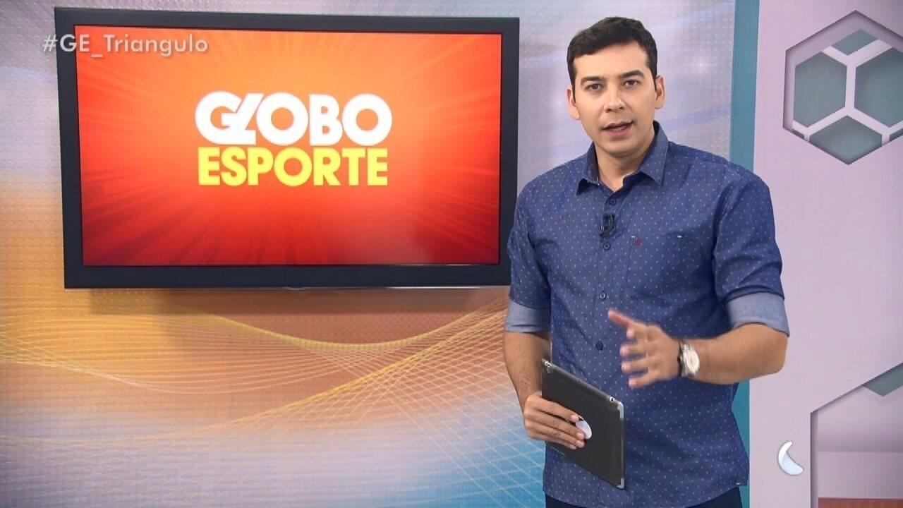 Confira a íntegra do Globo Esporte Triângulo Mineiro - Globo Esporte - Triângulo Mineiro - 16/10/19