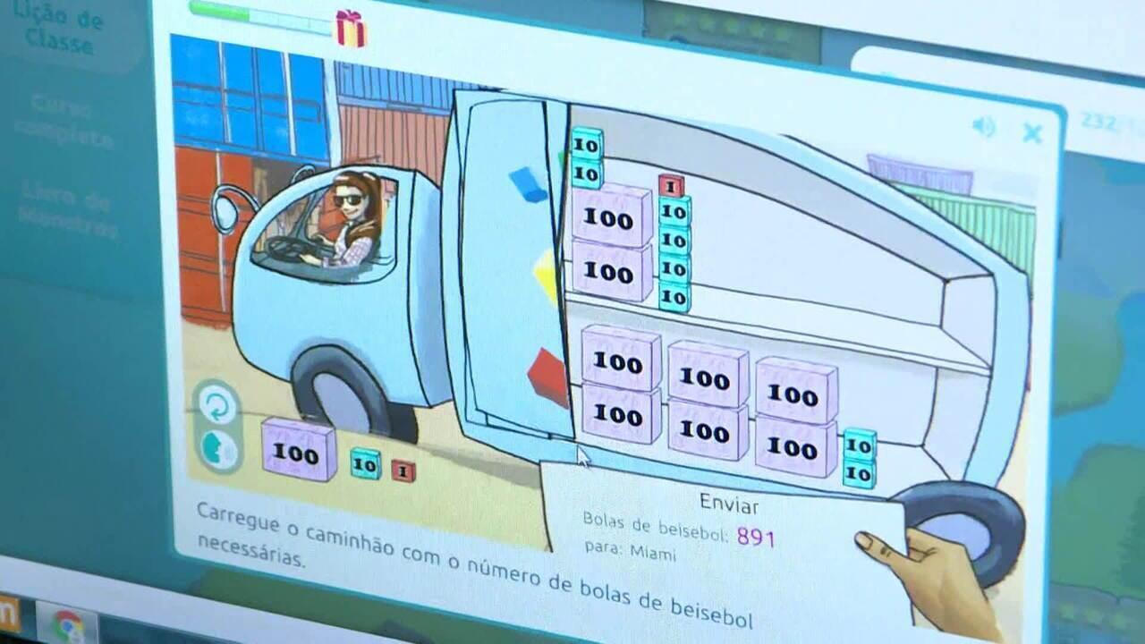 'E-Tech': escolas usam tecnologias digitais para ensinar matemática