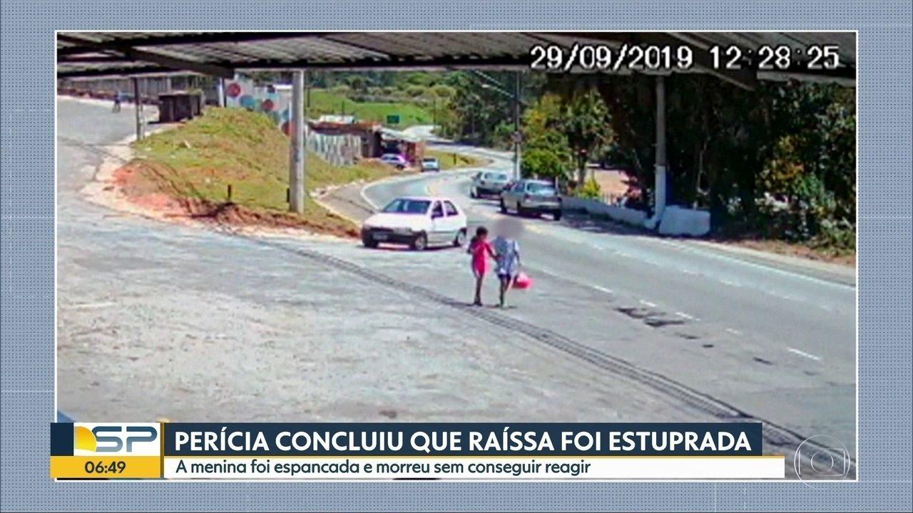 Bom Dia São Paulo - Edição de Sexta-Feira, 18/10/2019 - Motorista atropela um homem e foge na Zona Oeste de São Paulo. Polícia conclui dois laudos do caso da menina Raíssa.