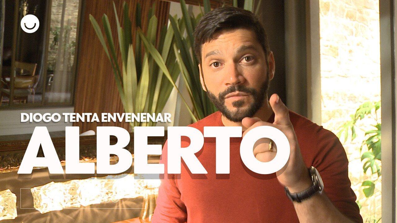 Armando Babaioff mostra bastidores de 'Bom Sucesso'