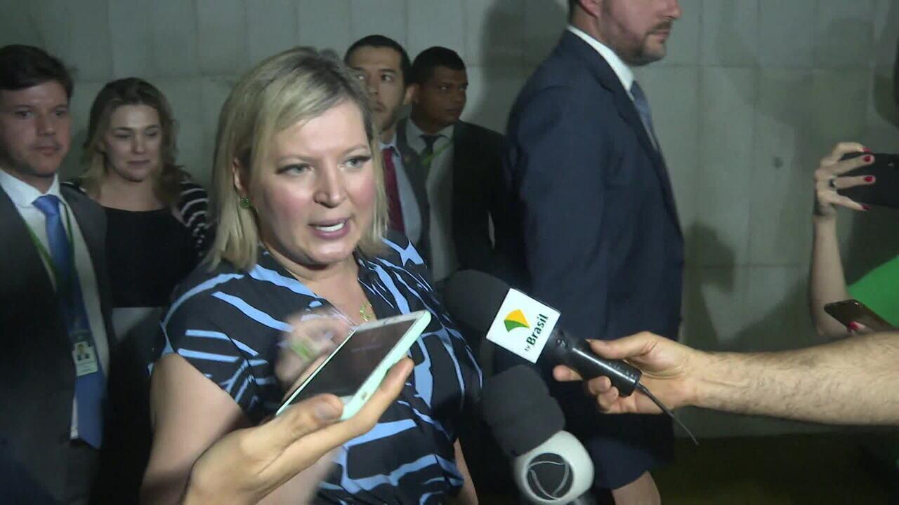 Em executiva, Delegado Waldir confirma pedido de suspensão de deputados do PSL