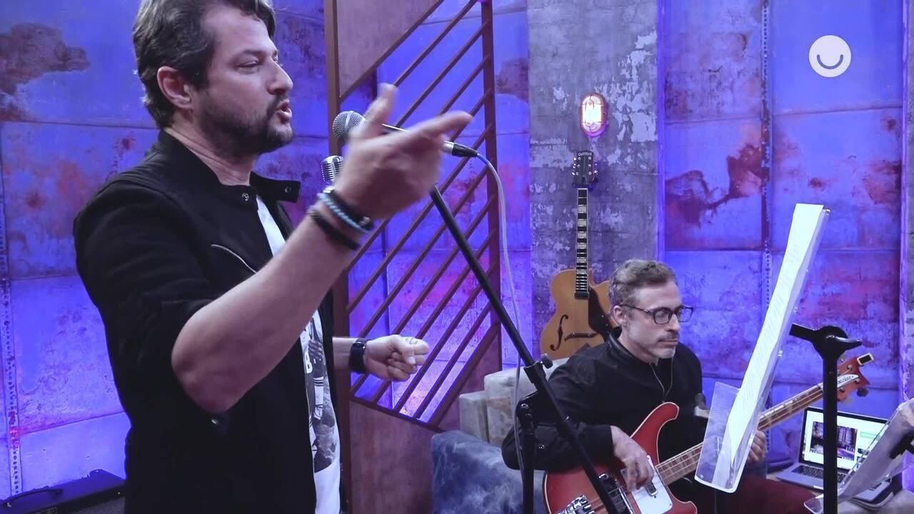 Marcelo Serrado fala sobre suas expectativas para o Popstar