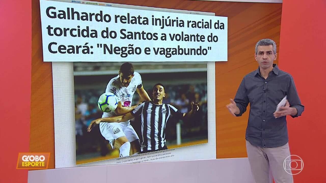 Globo Esporte MG - programa de sexta-feira, 18/10/2019 -íntegra - Globo Esporte MG - programa de sexta-feira, 18/10/2019 -íntegra