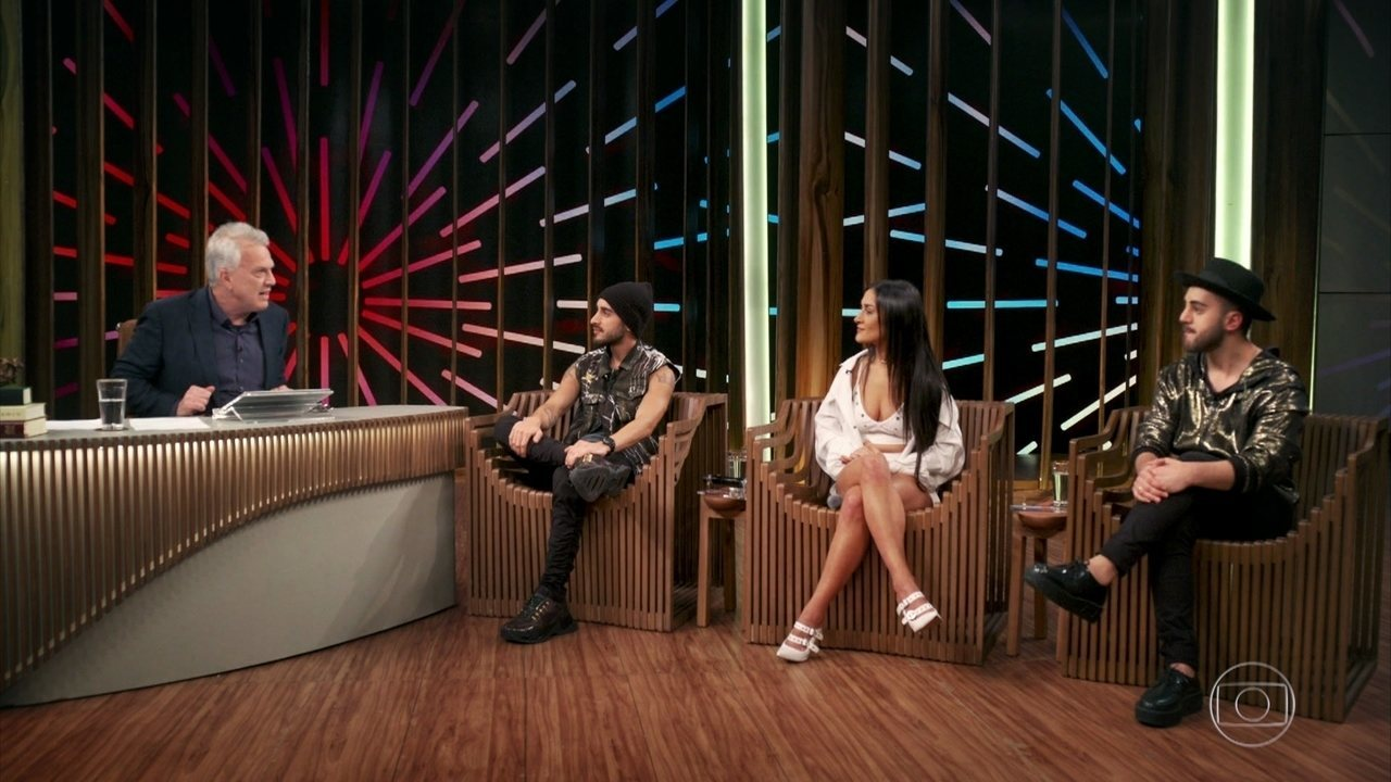 """Gabriela, Diogo e Rodrigo falam sobre parceria com Ivete na música """"Um sinal"""""""