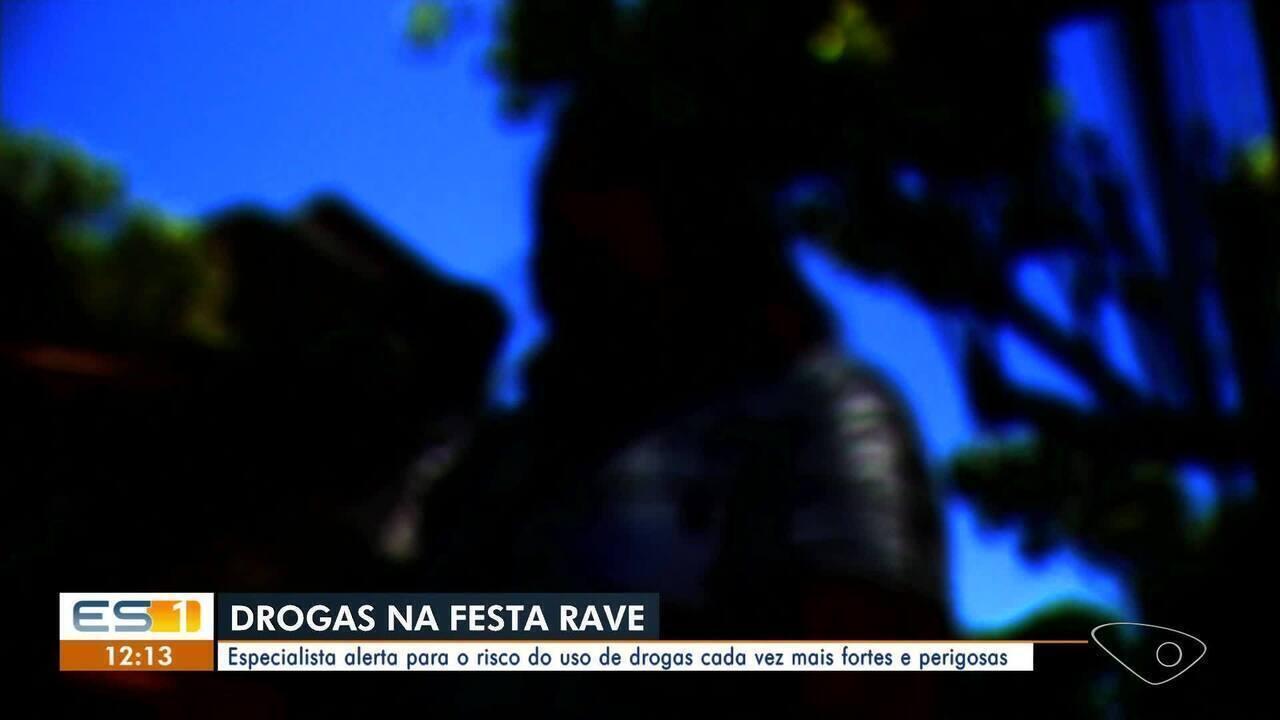 Dois jovens continuam na UTI por usar combinação de drogas em rave em Guarapari, ES