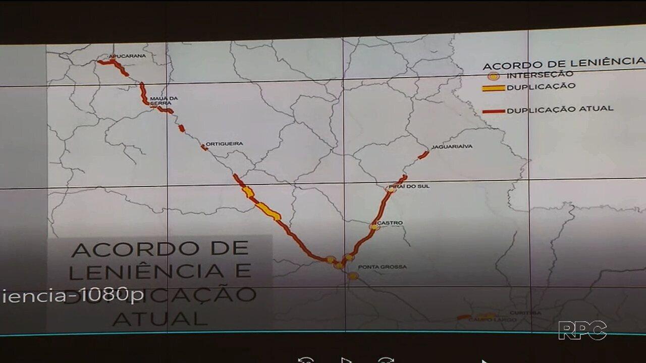 Governo Estadual anuncia onde serão feitas as obras da Rodonorte com dinheiro do acordo
