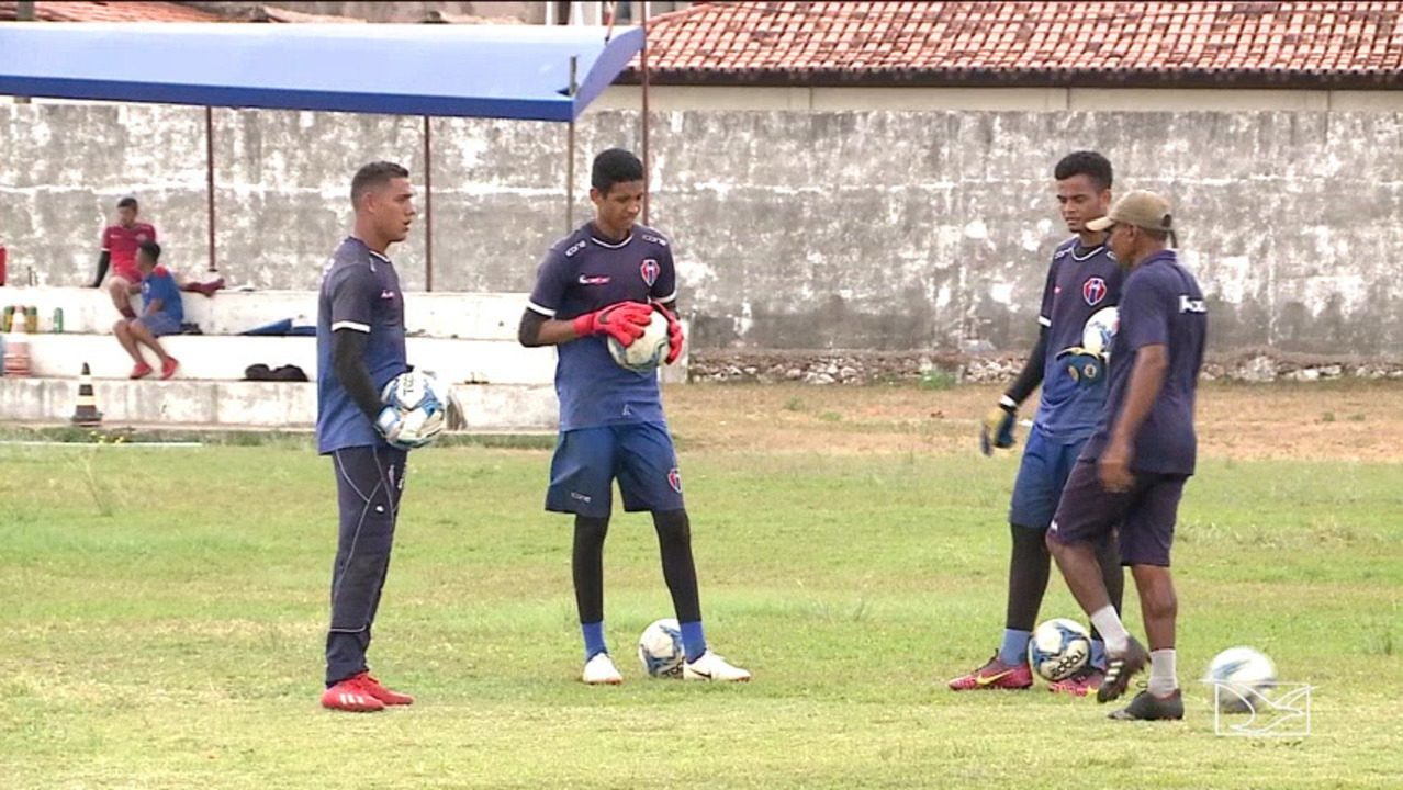 Maranhão segue se reforçando par a disputa da Copa FMF