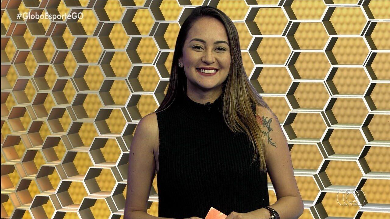 Globo Esporte GO - 22/10/2019 - Íntegra - Confira a íntegra do programa Globo Esporte GO - 22/10/2019