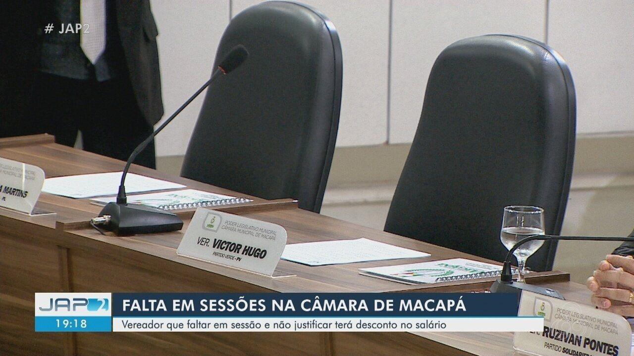 Reportagem da Rede Amazônica em outubro analisou presença de vereadores