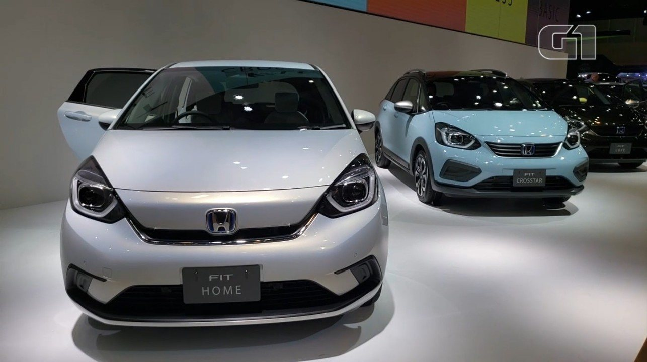 Veja o novo Honda Fit em detalhes