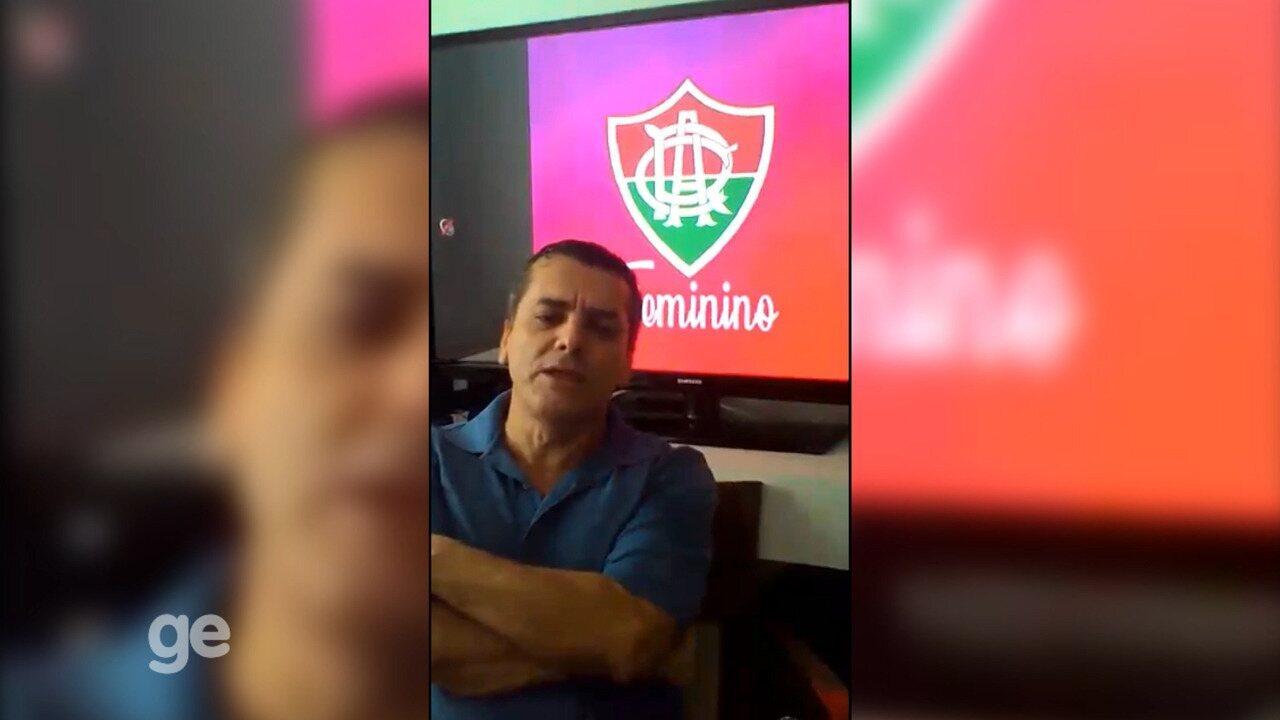 Ex-técnico do Bahia/Lusaca acerta com o Atlético Roraima feminino