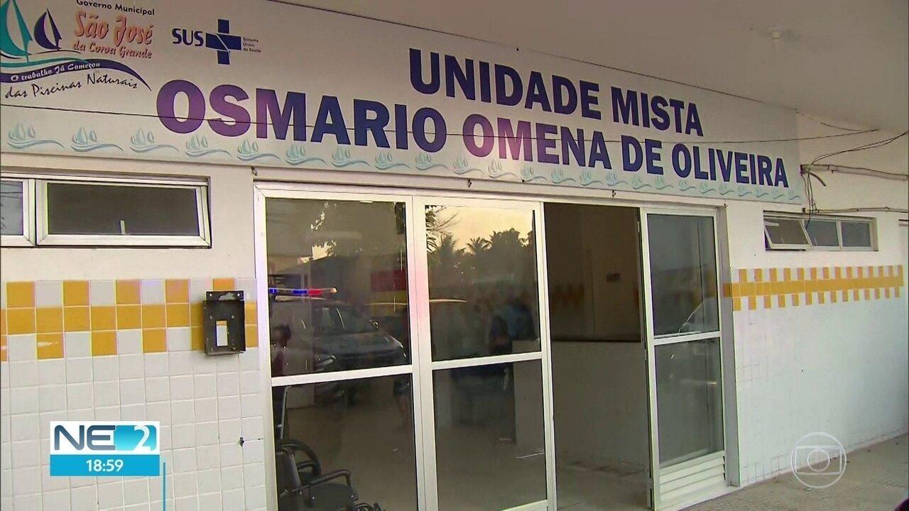 Pessoas que tiveram contato com óleo nas praias de Pernambuco procuram atendimento médico