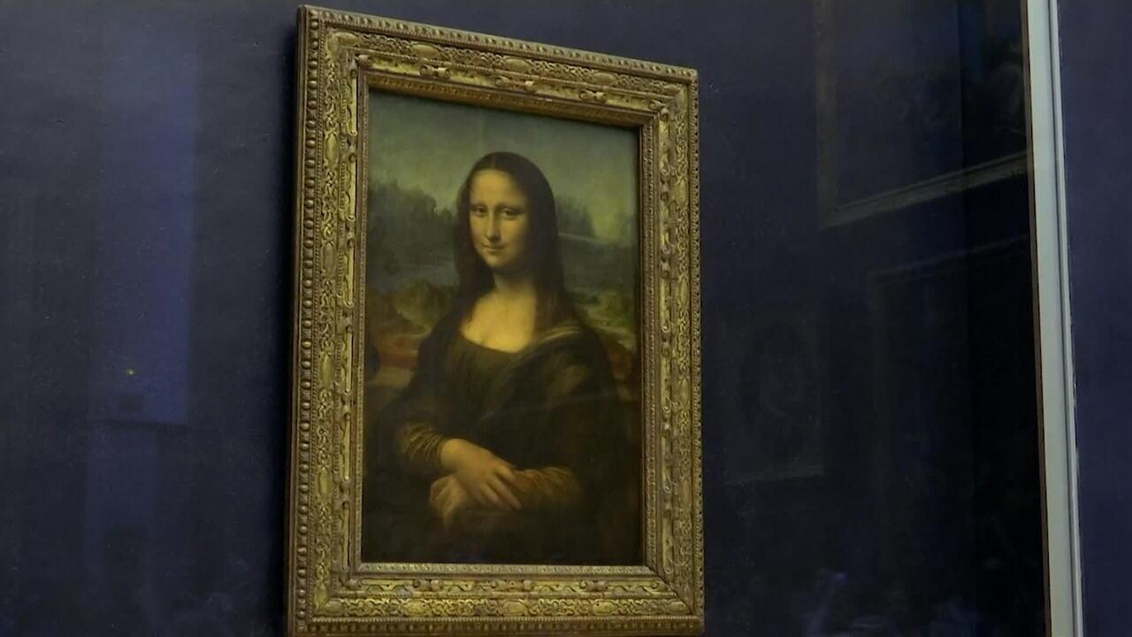 Museu do Louvre abre exposição em homenagem a Da Vinci