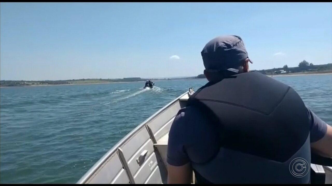 Polícia Ambiental faz ações para orientar pescadores sobre a piracema em Avaré