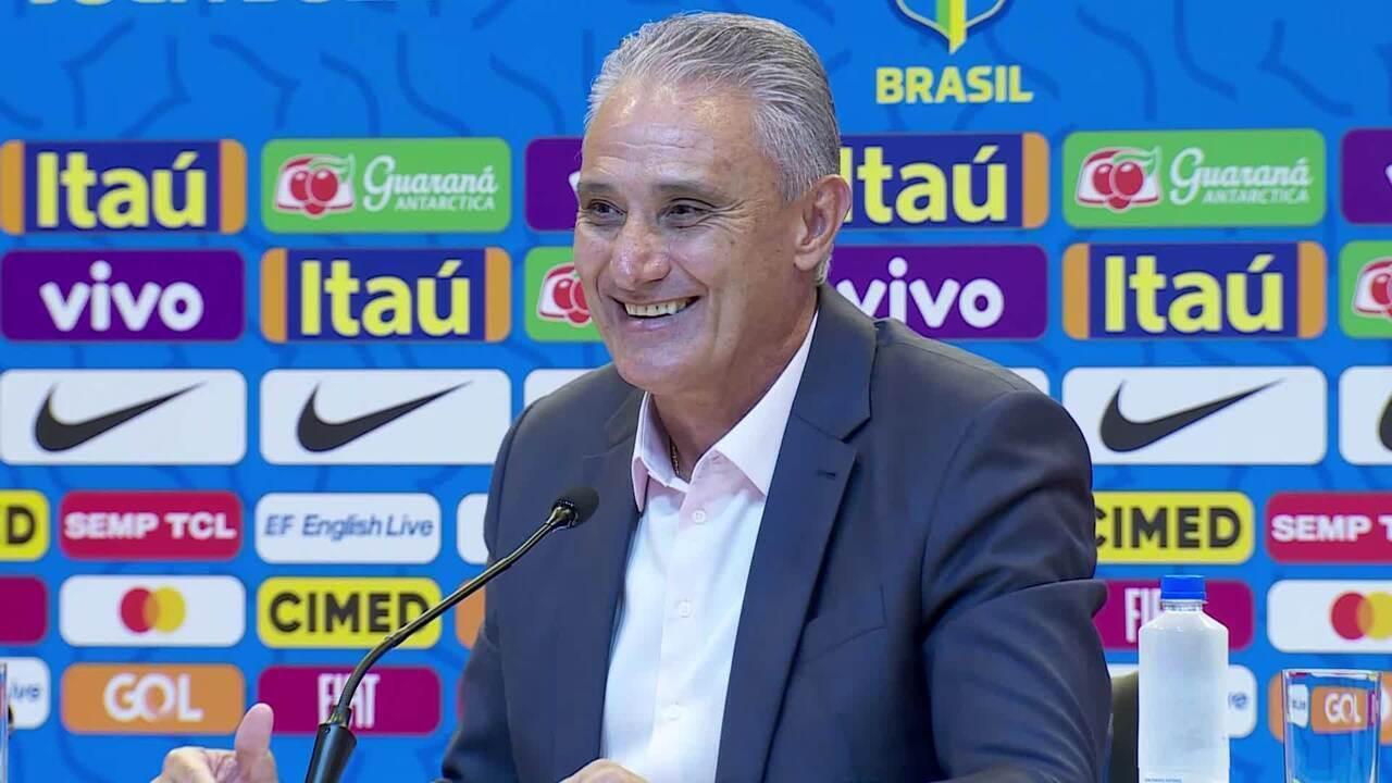Tite revela conversa com torcedor sobre Gérson e convocar jogadores do Flamengo