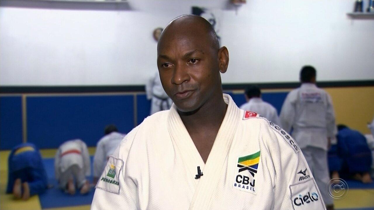 Mário Sabino, ex-judoca olímpico, morre em confronto com sargento da PM