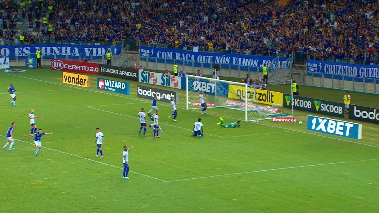 Melhores momentos de Cruzeiro 1 x 1 Fortaleza pela 28ª rodada do Campeonato Brasileiro